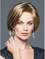 New Product  Short  Synthetic  Wigs   Extensions Blend Color Top Quality