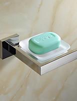 Set de Accesorios de Baño , Contemporáneo Pulido en Espejo Montura en Pared