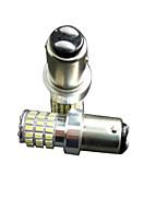 Cielo Liteace siglo 99% modelos de coches ba15s adecuados llevó la luz de freno, llevaron lamp12v interior 4013 44smd llevó la lámpara