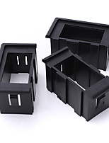Iztoss 3 Rocker Switches Housing ARB Clip Panel Holder Plastic Carling Type