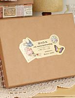 Boîtes Cadeaux ( Or , Papier durci ) Thème classique - pourAnniversaire / Mariage / Commémoration / Fête prénuptiale / Fête de naissance