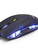 Sunsonny SM-8509II USB Wired 6D Gaming Optical Mouse for Desktop /Laptop (Black)