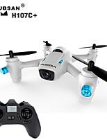 nouvelle arrivée hubsan x4 h107c + plus (Version x4 h107c) mini-drones avec caméra HD 720p 6 axes quadcopter gyro rc