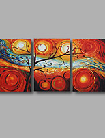 Ready to Hang Stretched Hand-Painted Large Oil Painting 60
