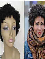 Natural Color  Short Synthetic Hair Wave Wigs Real High Quality
