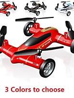 3 couleurs SyMa x9 Flycar mouche&conduire 6 axes gyro rc bascule de 360 degrés quadcopter voler à distance jouets de contrôle pour