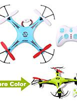 quadcopter drone avec gyro Dron 6axis 2.4g 4canaux Quadrocopter hélicoptère RC jouets de contrôle à distance