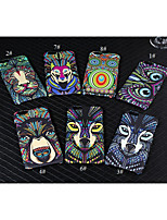 For iPhone 5 Case Pattern Case Back Cover Case Animal Hard PC iPhone SE/5s/5