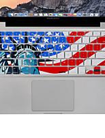 docooler cubierta de película de la piel del teclado del silicio para el aire XSKN macbook pro 13
