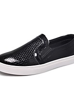 Men's Shoes Casual Loafers Black/Gold/White