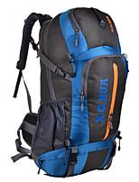 40 L Mochila para Excursão Alpinismo Esportes Relaxantes Acampar e Caminhar Prova-de-Água Á Prova-de-Pó Vestível Multifuncional