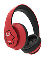 MEKI Zombies Cat Wired Music Headphones Computer Headsets with Mic
