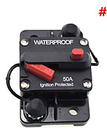 Iztoss 50/100/150 Amp Circuit Breaker with Manual Reset