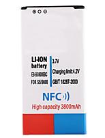 3,7 3800mAh литий-ионный аккумулятор с NFC для Samsung i9600 s5