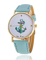 Xu™ Women's Color Anchor Quartz Watch Cool Watches Unique Watches