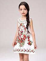 Девичий Платье Мода