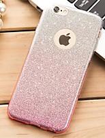 звездное градиент TPU классический телефон случае для iphone 6plus / 6с плюс