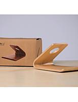 suporte de madeira SAMDI para todos os tipos de telefones (cores sortidas)