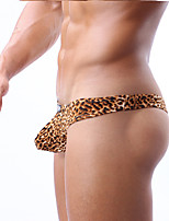 Manufacturers selling leopard underwear briefs male sexy Jitu men's briefs U convex bag