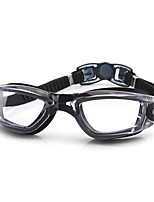 FEIUPE®Adjustable Size, Waterproof, Anti-Fog for Unisex Black/Blue/Pink/Grey Swimming Goggles