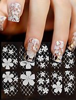 -Finger-Andere Dekorationen / 3D Nails Nagelaufkleber-Andere-1Stück -15*7.5cm