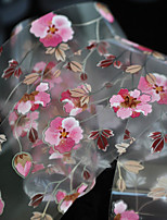 Fashion Design Nail Transfer Foil Transfer Film Nail Stickers Noon Flowers