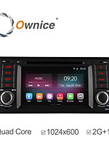 In-Dash For BMW E39 E59 5 Series Car DVD Player with Quad Core Pure Android 4.4.2 7