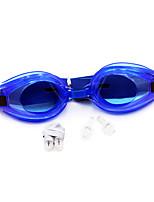 Unisex Plastic Waterproof/Anti-Fog Swimming Goggles