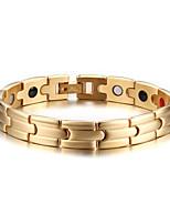 316 Titanium Steel Man Care Bracelet