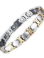 316 Titanium Steel Magnet Care Bracelet