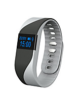 DMDG Smart Wristband Sport Sleep /Heart Rate Monitor Bracelet/Pedometer/Calorie/Call SMS QQ wechat reminder