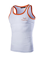 Men's Sleeveless Vest,Cotton Casual Pure