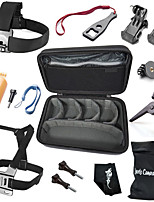 Diverse Arrangement/Professional Portable Case Bag+Hot Outdoor Sports Camera Accessories For All Gopro Hero Camera