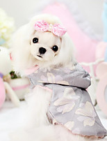 Dog Hoodie Pink Spring/Fall Fashion