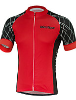 Cycling Clothing Sets/Suits Short Sleeve Bike Breathable Ultraviolet Resistant Moisture 3D Padded Breathable Quick Dry