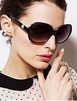 Sunglasses Women / Girl's Classic / Retro/Vintage / Modern / Fashion / Polarized Round Coffee / BrownSunglasses / Goggles / Driving /