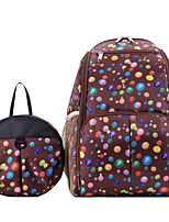 Casual Backpack Women Canvas Beige Brown Black Fuchsia