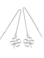 Earrings Set Sterling Silver Fashion Jewelry Wedding Party Daily Casual Sports 1 pair