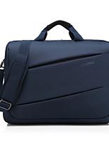 laptop bolsa de ombro de 17,3 polegadas pano impermeável oxford com o saco de mão bolsa de alça de notebook para macbook / dell / hp /