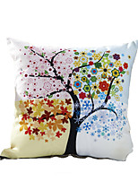 3D Design Print  Tree Decorative Throw Pillow Case Cushion Cover for Sofa Home Decor Polyester Soft Material