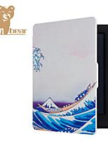 For Kobo Glo HD 2015 Flip Leather Cover Case Funda For Kobo Glo HD 6 Inch  Can Fit Kobo Glo E-book