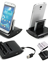 Cwxuan® 3 in 1 Desktop Data Sync Charge OTG Station USB Cradle Charger for Samsung Galaxy S3 i9300
