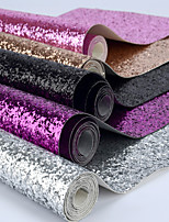 Glitter Wallpaper Wall Border With 138cm Length 25cm Width One Roll Use For Cushions,Pelmets,Blinds,Pillow Decoration