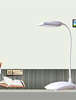 hry® 28 leds usb clip sur un bureau de lecture lampe de table lumineuse