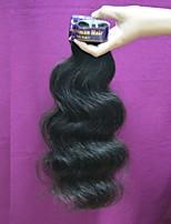 7a Peruaanse maagd haar body wave 400g veel indian remy hair extensions weeft natuurlijke kleur kunnen kleuren chagne