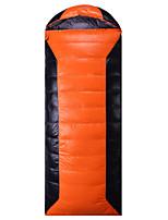 Sleeping Bag Rectangular Bag Single 2500g -39℃, 2000g -34℃, 1800g -29℃, 1500g -24℃, 1200g -19℃, 1000g -14℃, 800g -9℃, 600g -4℃ Duck Down