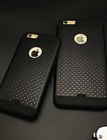 Для Кейс для iPhone 6 / Кейс для iPhone 6 Plus Other Кейс для Задняя крышка Кейс для Один цвет Твердый PCiPhone 6s Plus/6 Plus / iPhone