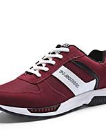 Scarpe da uomo - Sneakers alla moda - Casual - Di corda - Nero / Blu / Rosso / Grigio