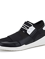 Men's Sneakers Spring / Fall / Winter Comfort / Flats Fabric / Tulle Athletic / Casual Flat Heel  Black  / Gray Others