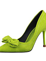 Women's Shoes AmiGirl 2016 New Style Hot Sale Wedding/Party/Dress Red/Pink/Green Stiletto Heels